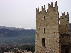 Castello di Arco -Torrioni