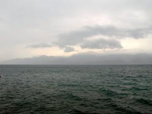 Reggio Calabria, sguardo verso la Sicilia