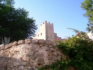 Grottaglie - La torre del castello