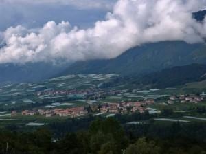 Panorama di Brez