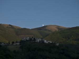 Civitella e la luna
