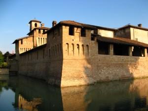 Oltre il fossato…il castello