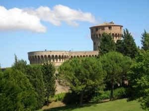 Volterra - Fortezza