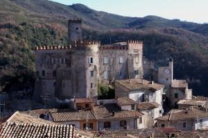 Il castello di Cineto Romano
