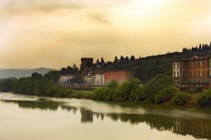 Scorcio dell'Arno