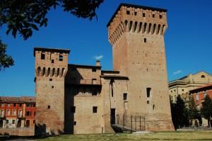 il castello di San Felice sul Panaro