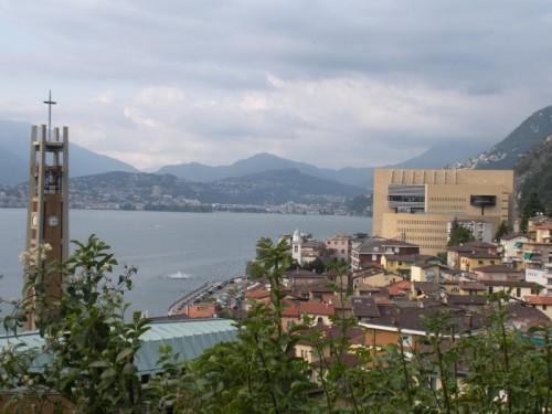 Campione d'Italia - exclave italiana nel cantone ticino
