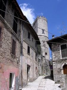 Torre del Castello baronale