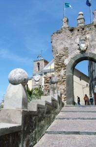 Porta Bizantina (centro medievale)