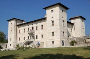 Castello di Susans dx