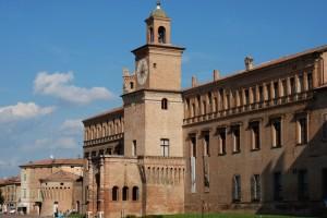 Carpi, palazzo Pio
