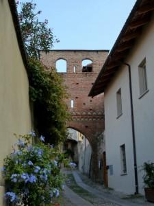 Avigliana : Porta santa Maria