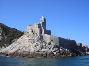 Castello Doria con la Chiesa di San Pietro
