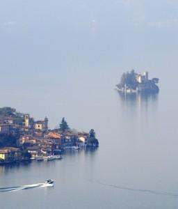 Carzano e isola di Loreto