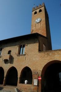 Il castello e la torre