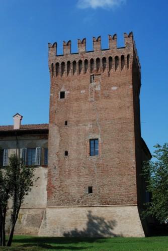 San Martino in Rio - La torre di San Martino