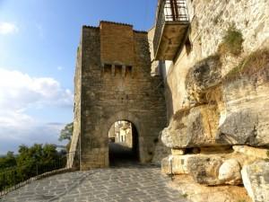 Civitella del Lago - Porta Orvietana