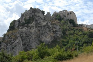 Bagnoli del Trigno   IS     Castello Sanfelice