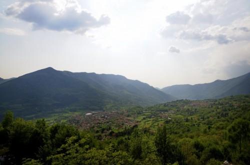 Solto Collina - Solto Collina e la Valle Cavallina