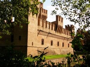 il castello di Minerbio