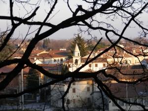 San Martino, Borgo Mescolino