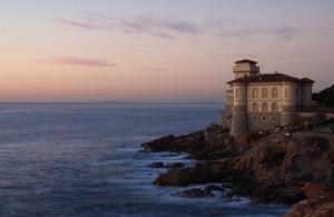 Castello del Boccale (tramonto)