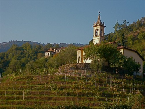 Olgiate Molgora - mondonico ..la sua chiesa... le colline