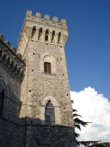 La Torre e la nuvola