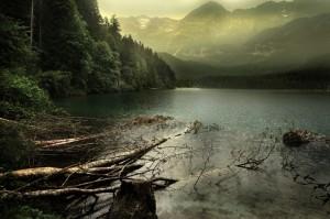 Lago Tovel.
