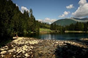 Lago dei Caprioli.