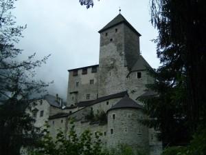 Il tetro castello di Campo Tures