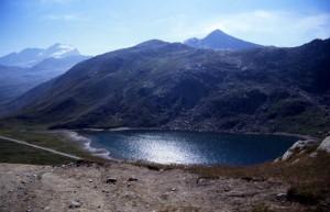 lago del Nivolet, Ceresole