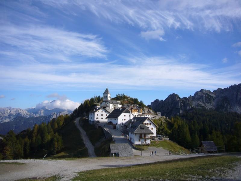 ''Monte Lussari'' - Tarvisio
