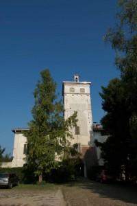 Castello di Agnellengo fraz. di Momo (MO)