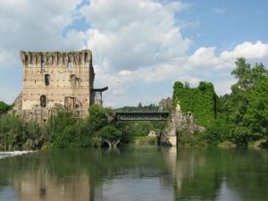 Rocca di Borghetto sul Mincio, la dimora degli Dei