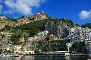 Saluti da Amalfi