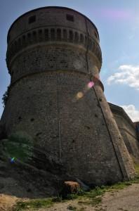 San Leo, la fortezza