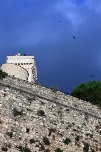 Mura Cittadine e Torre del Castello Savelli