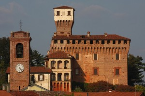 Briona. Il Castello (sec. XV)