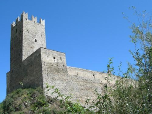 Malles Venosta - castel Burgusio