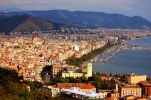 Salerno tra mare e monti
