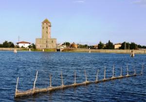 torre avvistamento canale pordelio cavallino