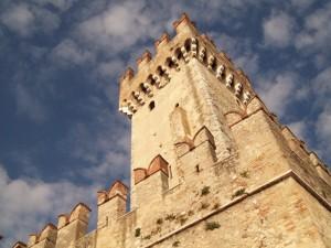 Torre sel Castello di Sirmione