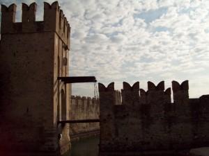 Ponte levatoio - Castello di Sirmione
