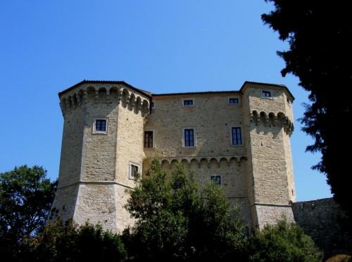 Casciano dei Bagni - Il Castello di Fighine