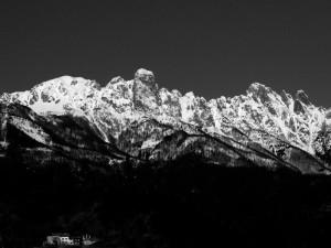 Il Gruppo del Sengio Alto. (Piccole Dolomiti Vicentine)
