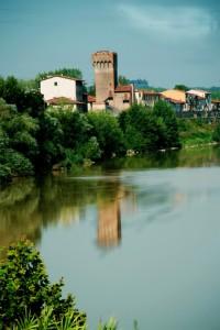 La torre lunga