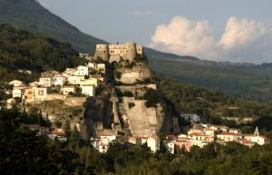 Panorama di Cerro al Volturno