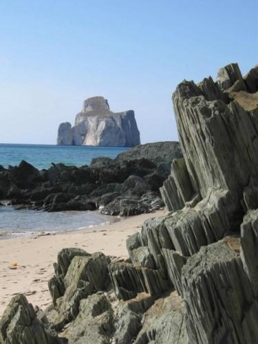 Iglesias - dalla spiaggia di Masua ....al Pan di Zucchero