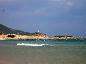 il surf …..e la torre spagnola